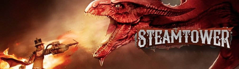 steamtower banner