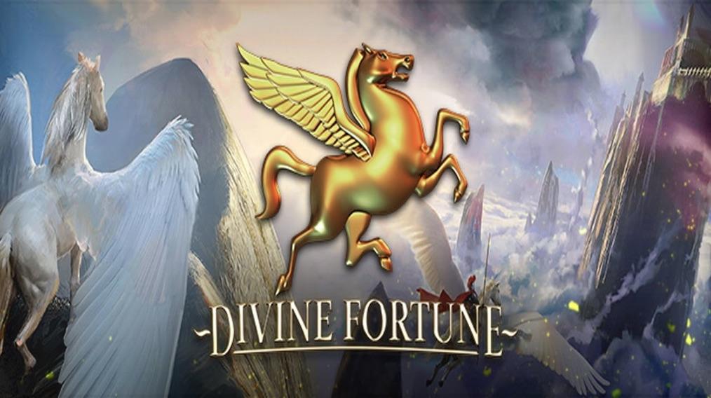 Divine Fortune logo banner