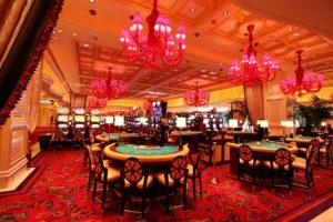 spil craps på casinoet