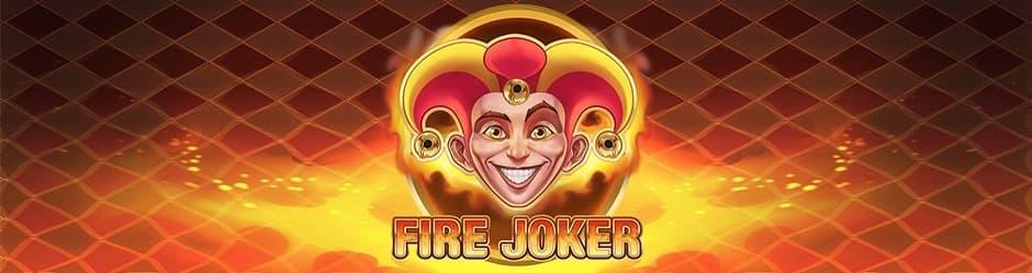 Fire Joker spilleautomat hos Vera og John