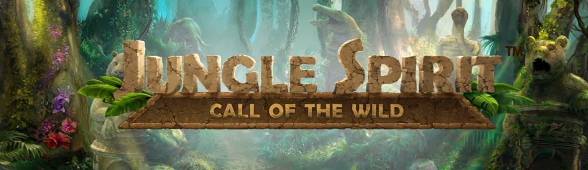 Jungle Spirit banner
