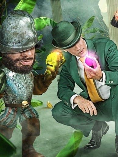 Mr Green Gonzo Quest spilleautomat