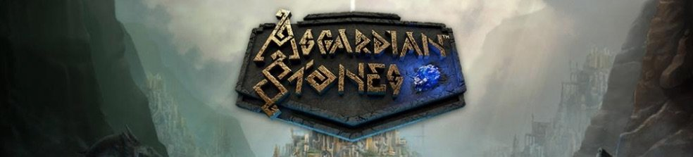 Asgardian Stones logo banner