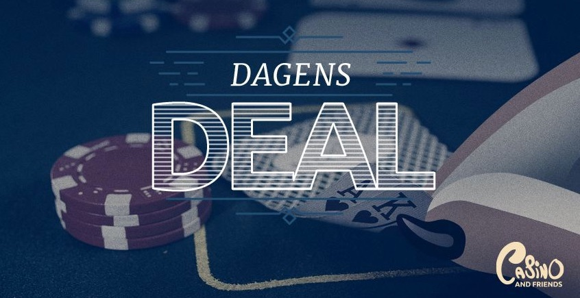 Dagens Deal casino and Friends banner