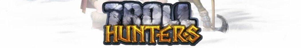 Troll Hunter logo banner