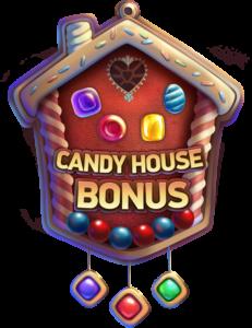 hansel and gretel candy house bonus