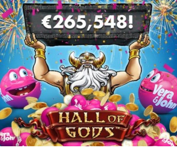 stor jackpot paa hall of godt hos vera and john casino