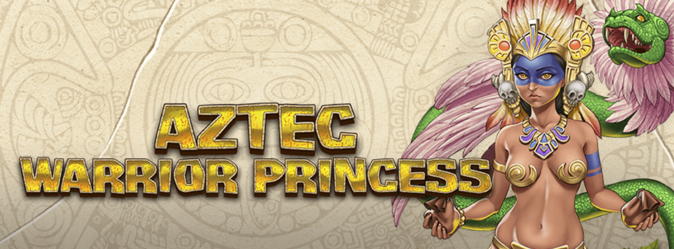 aztec warrior princess er Jetbulls spilleautomat denne måned