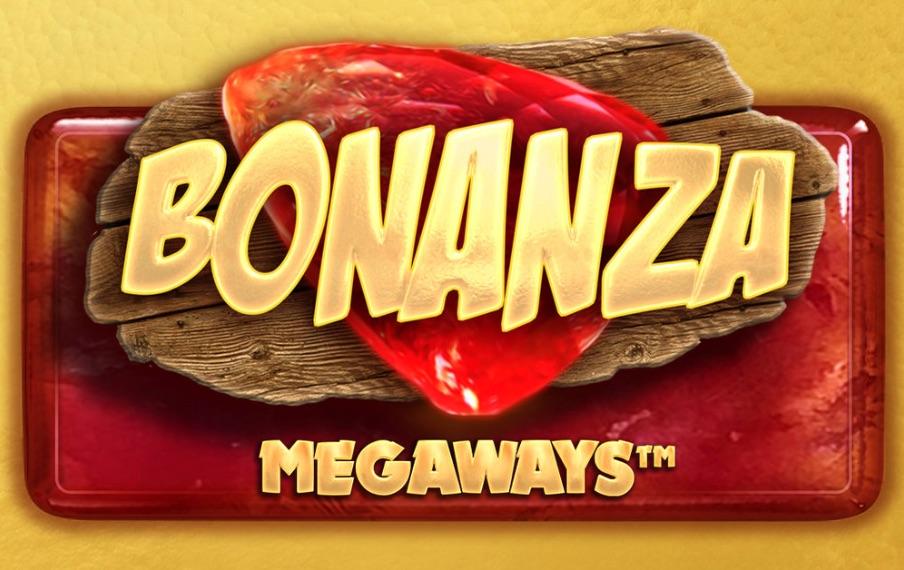 Bonanza Megaways spilleautomat banner