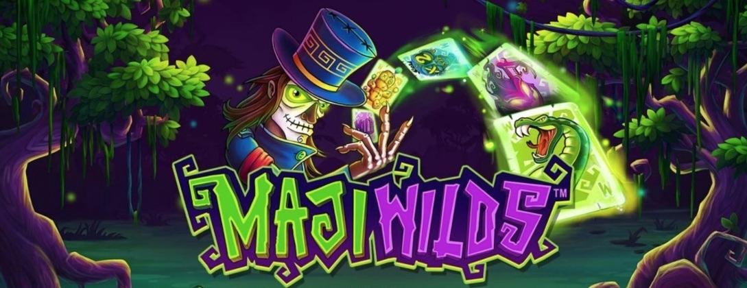 Maji Wilds spilleautomat på Betfair Casino
