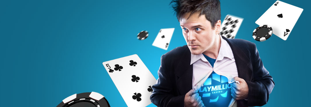 PlayMillion casino banner