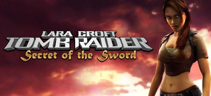 Tomb Raider film baseret spilleautomater banner