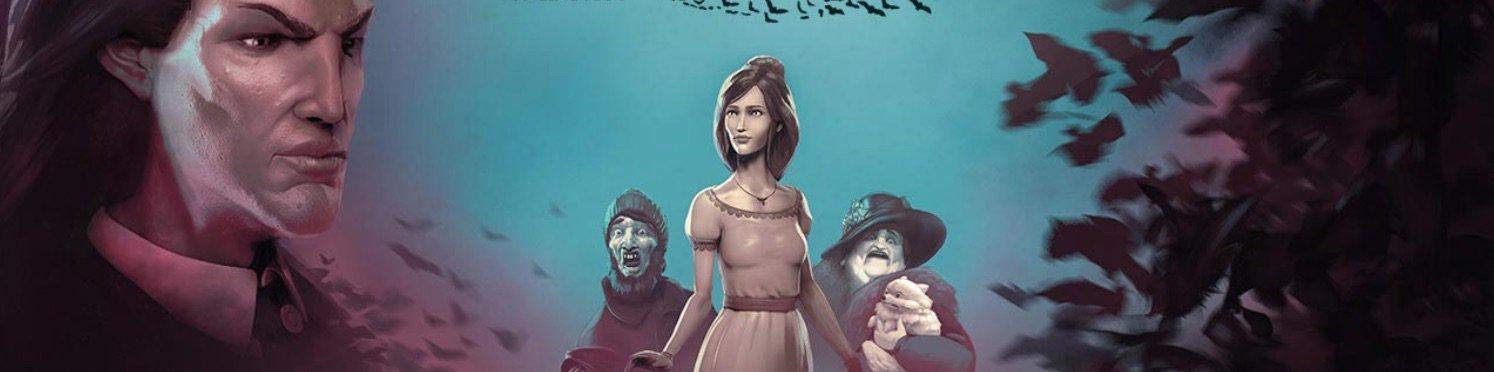 Dracula spilleautomat og karakterne i spillet