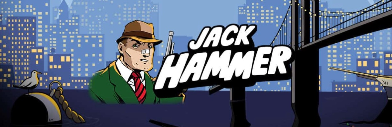 Top 5 NetEnt spilleautomater Jack Hammer 2