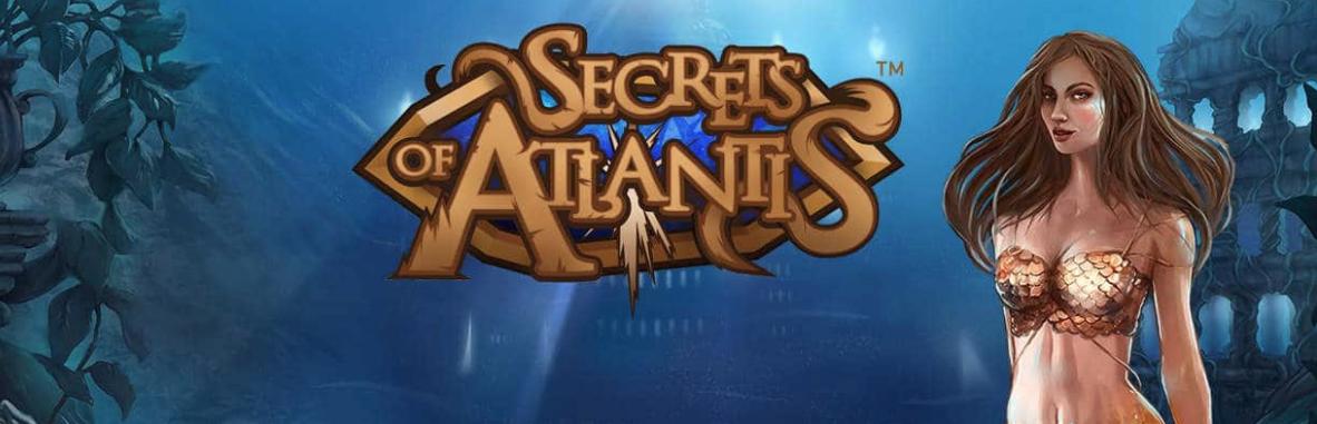 Top 5 NetEnt spilleautomater Secrets of Atlantis