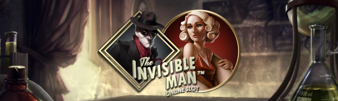 The Invisible Man promo banner