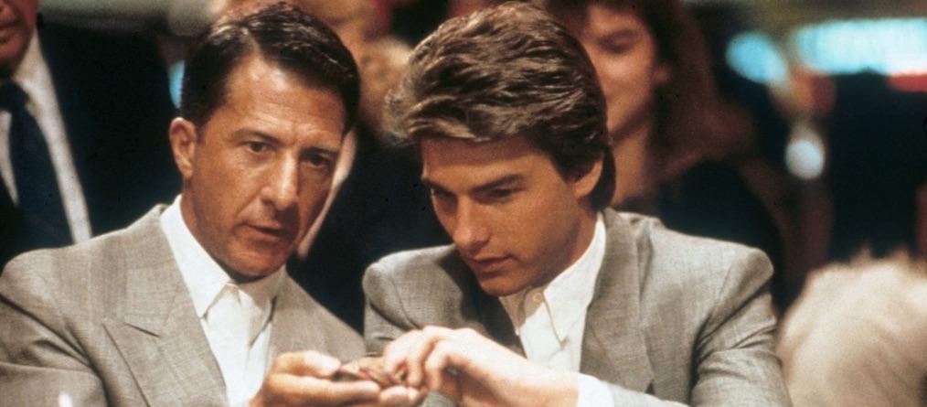 Bedste casino film Rain Man
