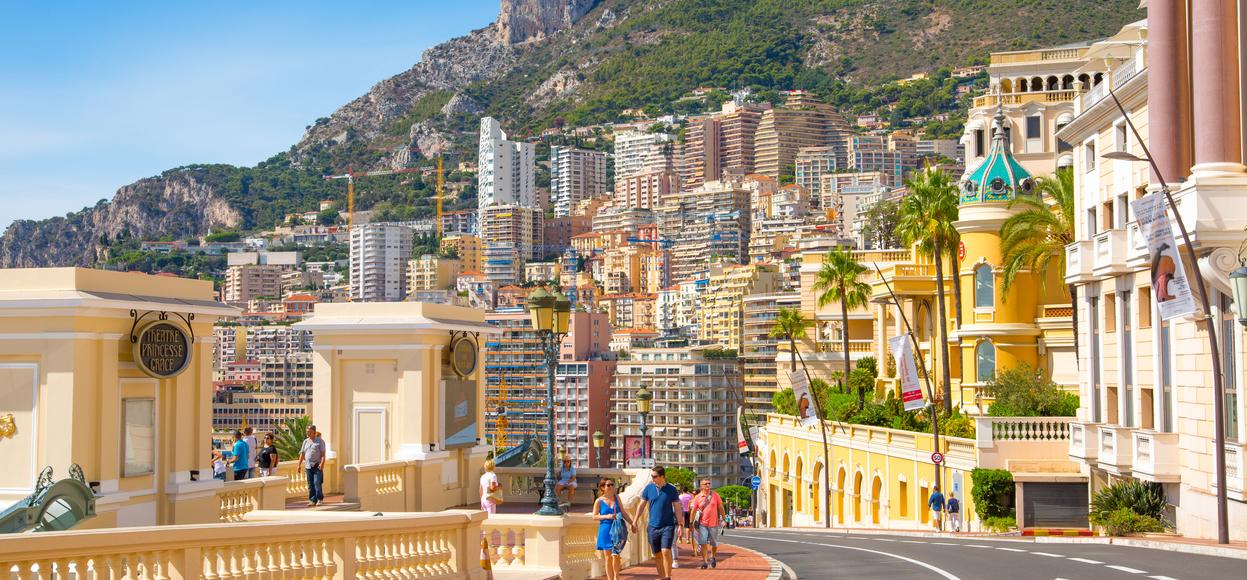 De absolut bedste spilledestinationer i verden Monte Carlo Monaco