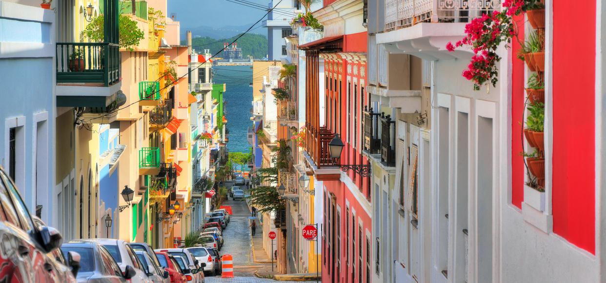 De absolut bedste spilledestinationer i verden San Juan Puerto Rico