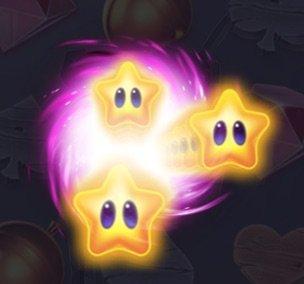 Finn and the Swirly Spin Starfall Wilds symbol