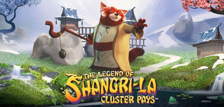 The Legend of Shangri La spilleautomat
