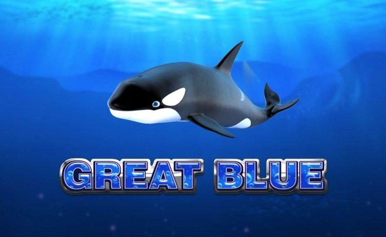 Great Blue spilleautomat