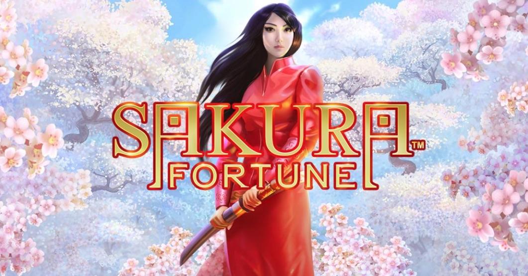 Sakura Fortune logo banner