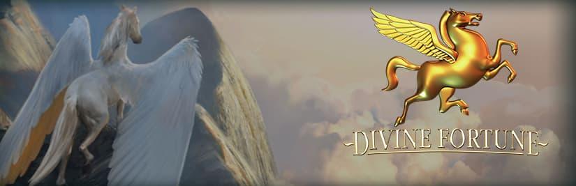 Divine Fortune slot banner