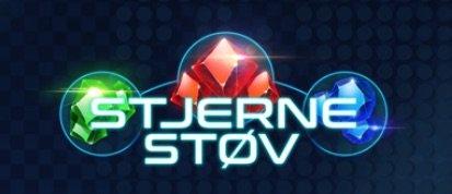 Stjernestøv spilleautomat logo
