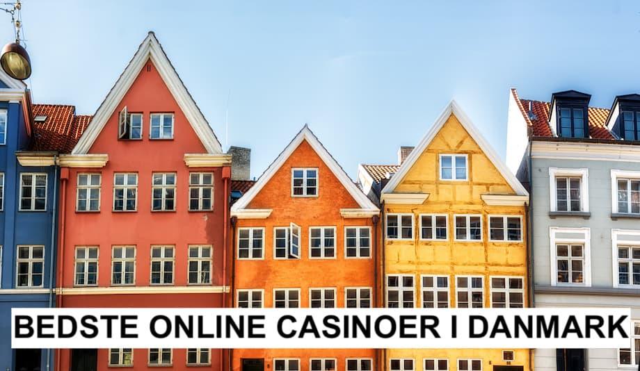 Bedste online casinoer i Danmark