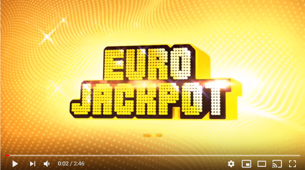 Eurojackpot Video