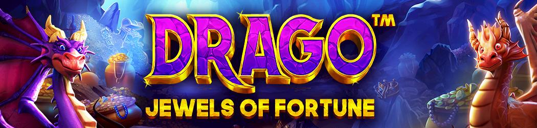 Drago Jewels of Fortune Banner