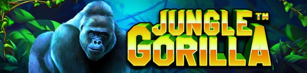 Jungle Gorilla Banner