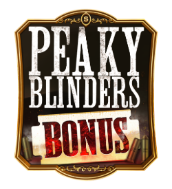 Peaky Blinders Bonus Symbol