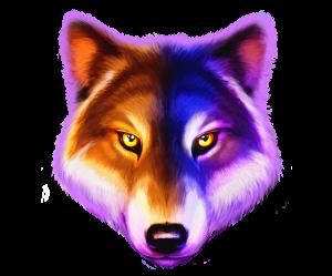 Wolf Gold Symbol