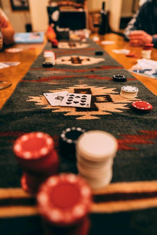 Casino Spil Til Festen Bord med Spil
