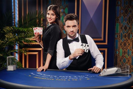 Live Casino fra Pragmatic Play Blackjack