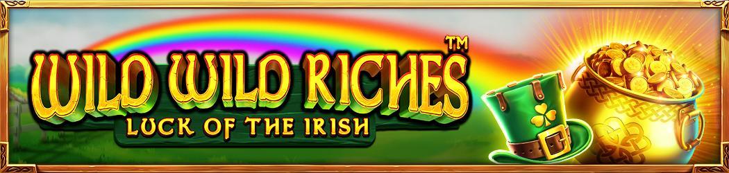 Wild Wild Riches Banner