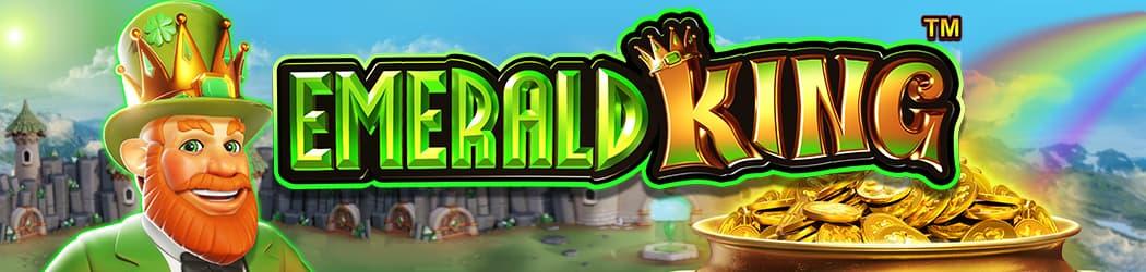 Emerald King Banner