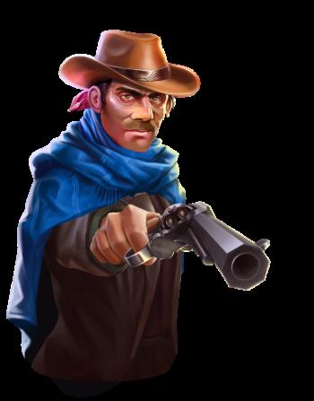 Cowboys Gold Symbol