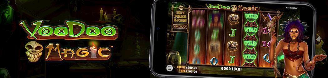Voodoo Magic Banner