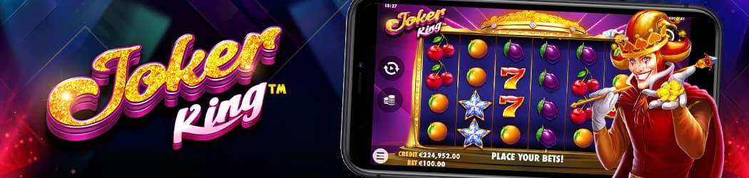 Joker King Banner