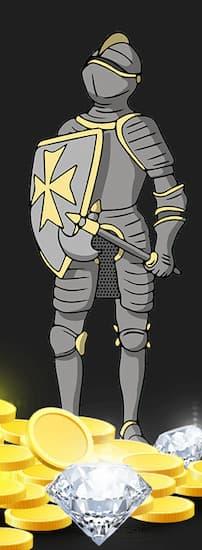 KnightSlots Casino Ridder